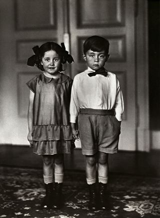 August-Sander-Middle-Class-Children