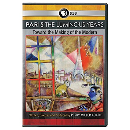 Paris: The Luminous Years, Part 2 - Italics are mine